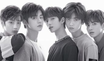 First Official TXT Photo With All The Members Released Confirms They Are A 5 Member Group