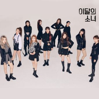 LOONA Members Profile: Visually Perfect 12-Member New Girl Group From Blockberry Creative