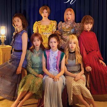 NATURE Member Profile: n.CH Entertainment's Eight Member Girl Group