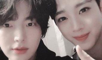 Ahn JaeHyun Went To See Lai KuanLin At  Wanna One Concert