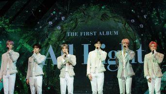 "Exclusive Review: ASTRO 1st Album ""All Light"" Press Showcase"