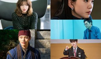 """Which Drama Tops Viewers Ratings: """"My Strange Hero"""", """"The Crowned Clown"""", 'Clean With Passion For Now', …? (3rd Week Of January)"""