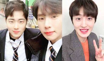SF9's Chani Will Dance 'Now Or Never' With Twins From 'SKY CASTLE' If Ratings Hit 30%