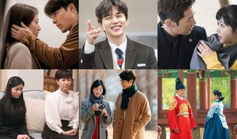 10 Most Talked About Airing Dramas Of 2nd Week Of January