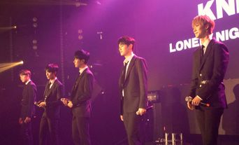 Exclusive Photos: KNK Lonely Night Tour in Los Angeles
