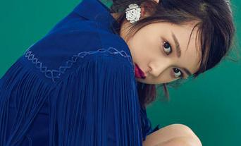 Kim BoRa for Cosmopolitan Magazine March Issue