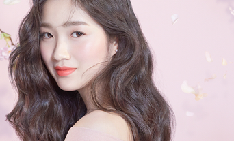 Kim HyeYoon For Innisfree X ELLE March Issue