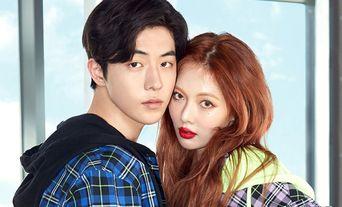 NamJooHyuk X HyunA Clride.n Spring Photo Shoot 2019