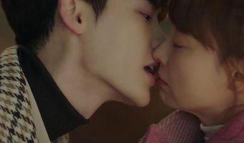 Lee JongSuk And Lee NaYoung's Soft First Kiss Scene Awes Viewers
