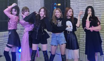 (G)I-DLE Members' Height, From Tallest To Shortest