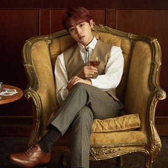 Golden Child Bae SeungMin