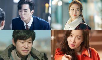 """K-Drama Ratings: """"Touch Your Heart"""", """"The Last Empress"""", … (3rd Week of Feb.)"""