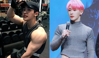Some Fans Are Upset At The Reason Why MONSTA X's WonHo Lost 5kg For 'Alligator' Comeback