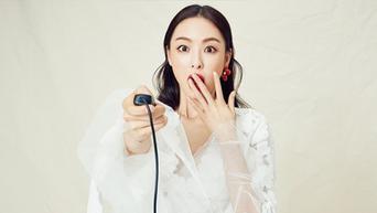 Lee DaHee for Cosmopolitan Magazine April Issue
