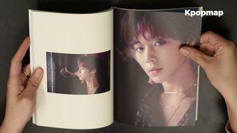 Unboxing: Park JiHoon 1st Mini Album [O'CLOCK] Unboxing