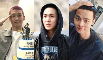 SHINee's Key, VIXX's N And 2AM's Jung JinWoon To Enter Military Today