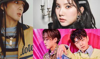 GFriend's EunHa, VIXX's Ravi And GroovyRoom Selected To Be Pepsi's Spring Ambassadors