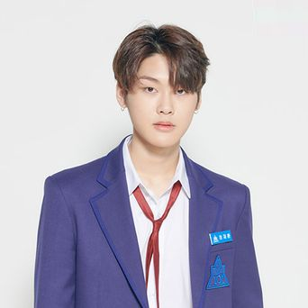 Produce X 101 Jeong JaeHun