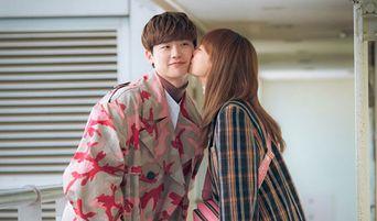 "Final Week Ratings Of TvN Drama ""Romance Is A Bonus Book"" With Lee JongSuk And Lee NaYoung"