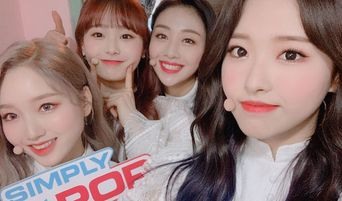 "Idols Lineup Of Arirang TV ""Simply K-Pop"" Episode 355"