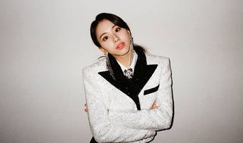 TWICE's ChaeYoung Found Her Unreleased Photo Uploaded Elsewhere, Gives Warning