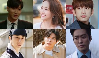 10 Most Talked About Actors On 2nd Week Of April