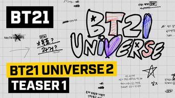 [BT21] BT21 Universe - Teaser 1