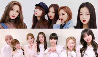 Girl Group Rookies With Bright Future Ahead: BVNDIT and GWSN