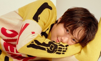 Gong Myung THE STAR Magazine April Issue