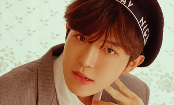 Kim JaeHwan THE STAR Magazine April Issue