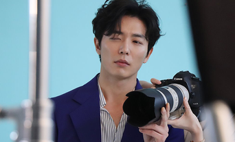 Kim JaeWook, 'Her Private Life' Poster Shoot Behind-the-Scene
