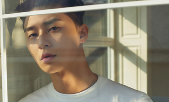 Park SeoJoon For VOGUE Taiwan Magazine Cover April 2019 Issue