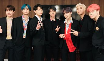 BTS Confirms 'Boy With Luv' Performance With Halsey On Billboard Music Awards 2019 (BBMAs)