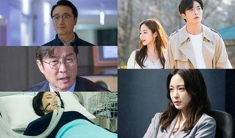 "K-Drama Ratings: ""Her Private Life"", ""The Banker"", ""Doctor Prisoner"", … (3rd Week Of Apr.)"