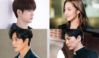 10 Most Talked About Actors On 3rd Week Of April