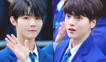 Woollim's Cha JunHo & AAP.Y's Lee Midam Are The First To Make Progress In 'DEAR.101' Support Meter