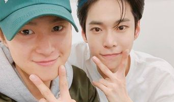 NCT's DoYoung And His Brother, Gong Myung Switch Identities On April's Fool
