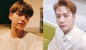 GOT7's Jackson Finally Gets His Chance To Get Close To NCT's Lucas