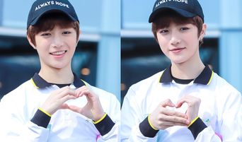 8 K-Pop Idols Doing Unique Hearts With Their Hands