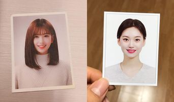 6 K-Pop Idols That Look Perfect Even In Their ID Photo