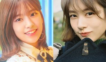 Netizens Think IZ*ONE's YuJin And Actress Jung SoMin Look Extremely Alike