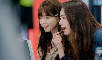 NaNa's Lipstick In 'Kill It' Makes Many Curious