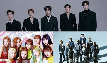 NCT 127, NU'EST And TWICE Release Teaser For Upcoming Comeback At The Same Time