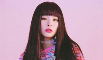 4 Female Korean Celebrities Who Rock The 'Cleopatra' Hairstyle
