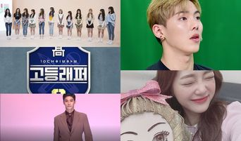 10 Most Talked About Airing TV Shows On 1st Week Of April