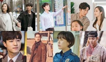 10 Most Searched Dramas In Korea (Based On May 19 Data)