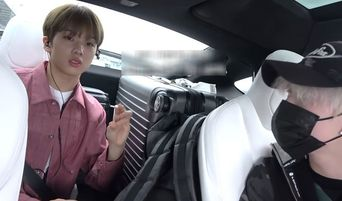 NCT's ChenLe Brings JiSung To His House In Shanghai With His Luxurious Car