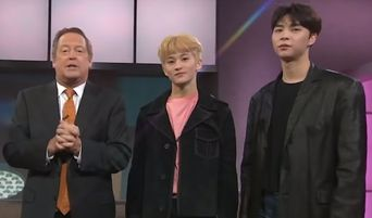 U.S. Show Host Apologizes For Comment Made About NCT Johnny's English Skills