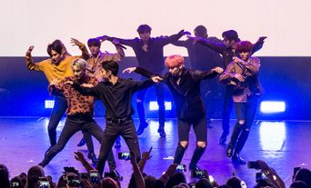 Exclusive Photos: SF9 USA·EUROPE LIVE TOUR [UNLIMITED] In London