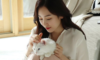 Seo HyunJin, Commercial Shooting Behind-the-Scene